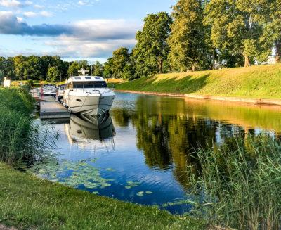 Parque Valli de Pärnu, Estonia.