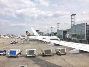 Aeropuerto de Fráncfort del Meno, Alemania