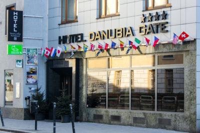 Hotel Danubia Gate, Bratislava