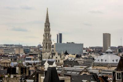 Bruselas, capital de Bélgica.