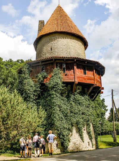 Torre de Kiiu, Estonia.
