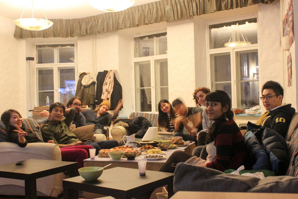 Hostal Tallinn Backpackers, Tallin, Estonia.