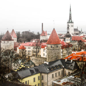 Un día en Tallin