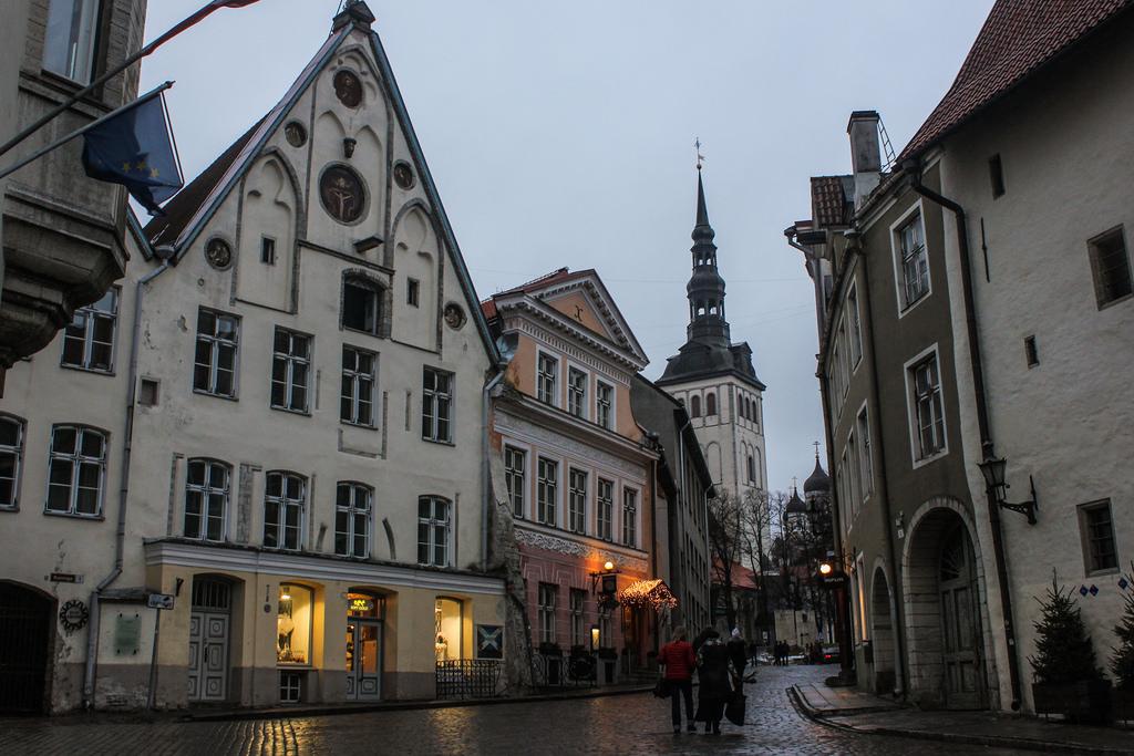 Hoteles en Tallin