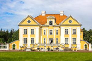 Casa solariega de Palmse, Estonia.