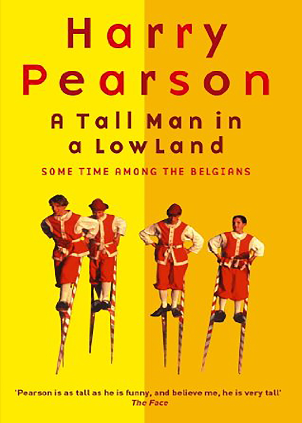 Harry Pearson - A Tall Man in a Low Land