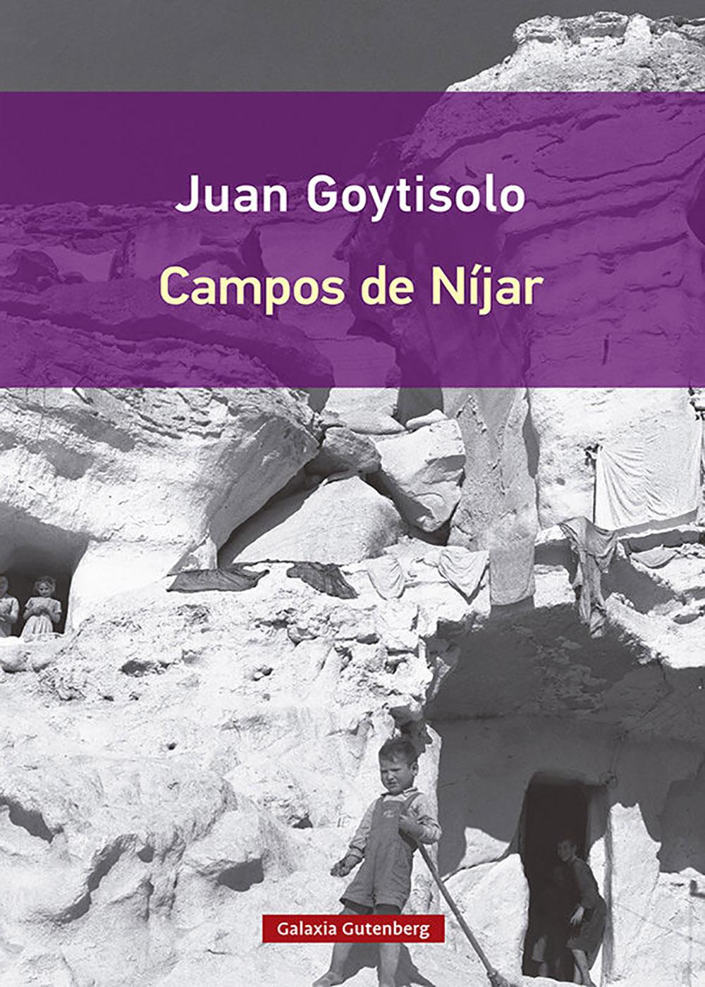 Juan Goytisolo - Campos de Níjar