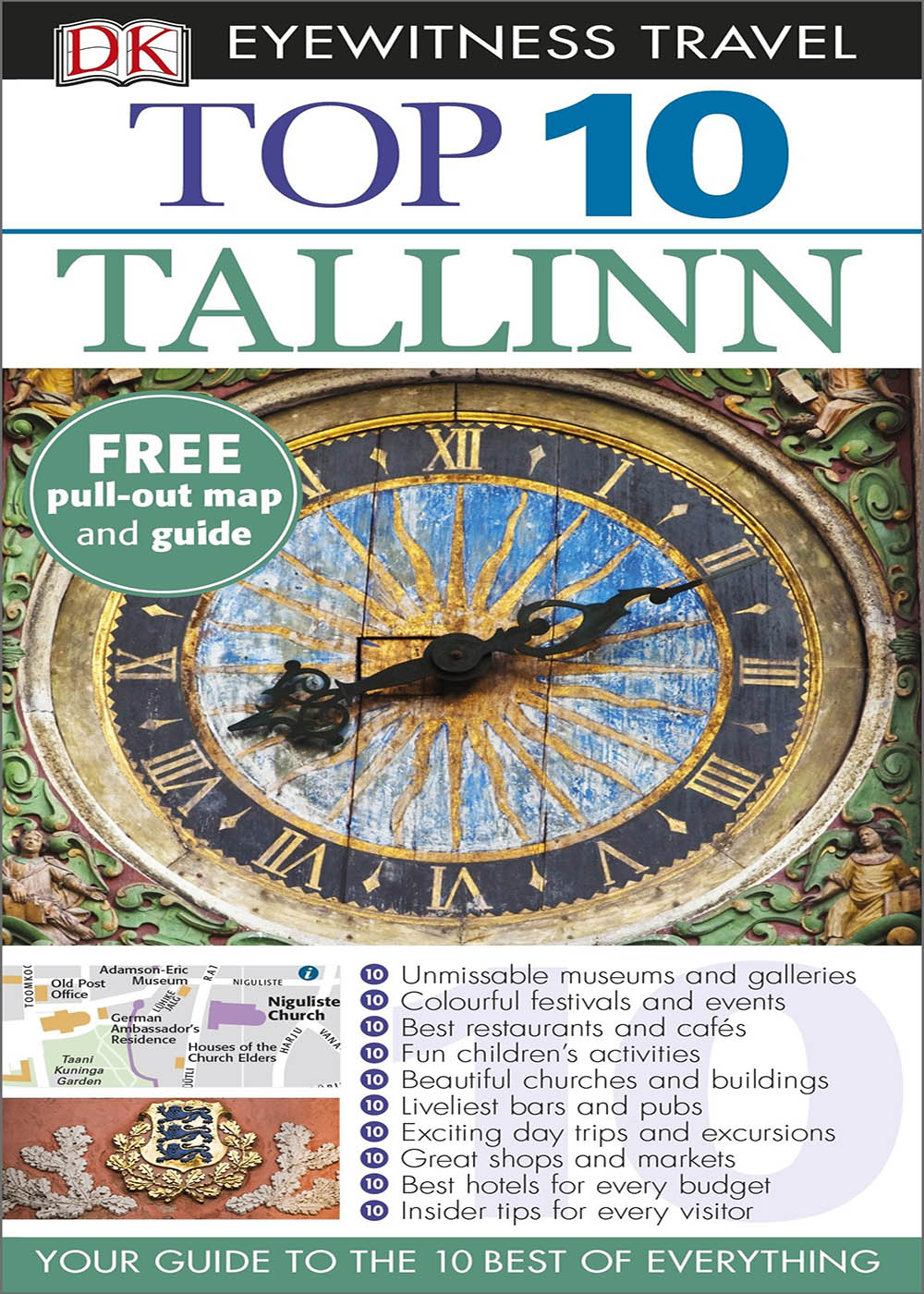 DK Publishing - Top 10 Tallinn