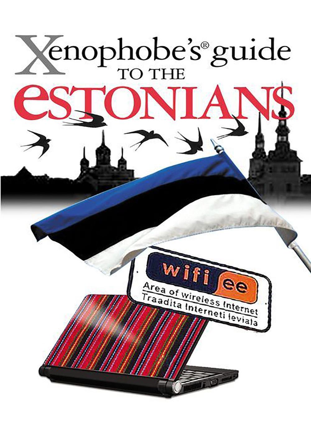 Hilary Bird - Xenophobe's guide to the Estonians